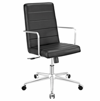 Cavalier Highback Office Chair, Black [FREE SHIPPING]