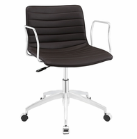 Celerity Office Chair, Brown [FREE SHIPPING]