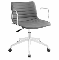 Celerity Office Chair, Gray [FREE SHIPPING]