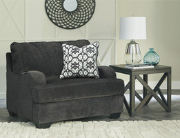 Ashley Furniture Chair and a Half, Charcoal