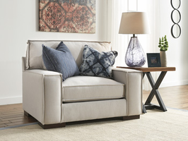 Ashley Furniture Chair and a Half, Stone