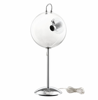 Cheer Table Lamp, Clear [FREE SHIPPING]