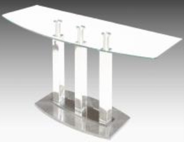 Chintaly CILLA SOFA TABLE - CILLA-ST