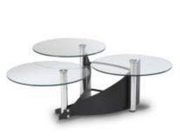 Chintaly COCKTAIL TABLE 1144 - 1144-CT