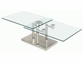 Chintaly COCKTAIL TABLE 8164 - 8164-CT