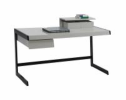 Chintaly COMPUTER Desk & Chairs-6924 - 6924-DSK