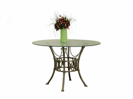 Chintaly DARCY TABLE-RND - DARCY-DT-RND