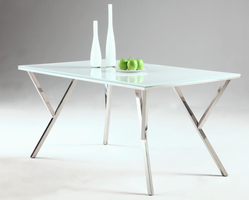 Chintaly JADE DINING TABLE - JADE-DT