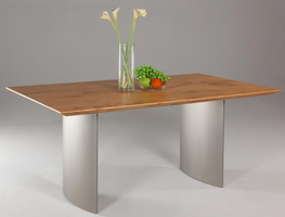 Chintaly JESSICA DINING TABLE - JESSICA-DT