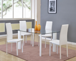 Chintaly RIANA DINING TABLE - RIANA-DT