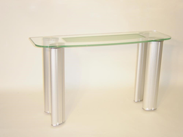 Chintaly TRACY SOFA TABLE - TRACY-ST