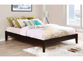 COASTER 300555Q QUEEN PLATFORM BED