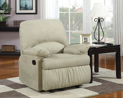 Coaster Furniture 600267G - Glider Recliner (Sage)