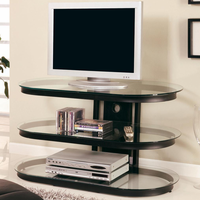 Coaster Furniture 700611 - TV Console (Black)