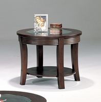 Coaster Furniture 5524 - End Table (Cappuccino)