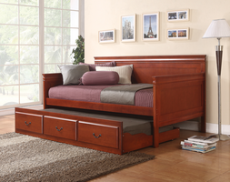 Coaster Furniture 300036CH - Daybed (Cherry)