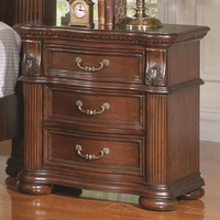 Coaster Furniture 201822 - Dubarry Night Stand (Rich Brown)