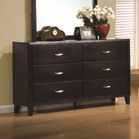 Coaster Furniture 201963 - Nacey Dresser (Dark Brown)