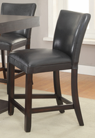 Coaster Furniture - 100055 - COUNTER HEIGHT STOOL (BLACK)