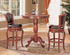 Coaster Furniture 100268 - Bar Table (Cherry)