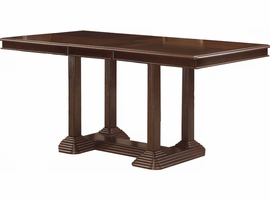 Coaster Furniture 101978 - Sullivan Counter Height Table (Brown Cherry)