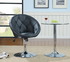 Coaster Furniture 102580 - Swivel Chair (Black)