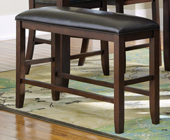 Coaster Furniture - 105477 - COUNTER HEIGHT BENCH