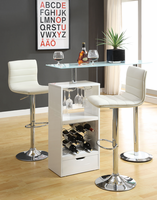 Coaster Furniture 120345 - Side Chair (White) - Set of 2