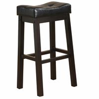 "Coaster Furniture 120520 - Sofie 29""H Bar Stool (Cappuccino) - Set of 2"