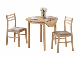 Coaster Furniture 130006 - Breakfast Table (Natural)