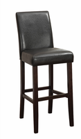 "Coaster Furniture - 130060 - 29""H BAR STOOL (ESPRESSO)"
