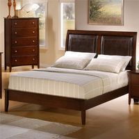 Coaster Furniture 201151KW - Tamara California King Size Bed (Walnut)