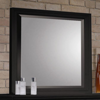 Coaster Furniture 201324 - Mirror (Black)