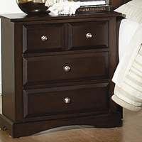 Coaster Furniture 201382 - Harbor Night Stand (Cappuccino)
