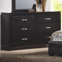 Coaster Furniture 201403 - Dylan Dresser (Black)