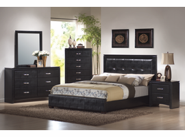 Coaster Furniture 201405 - Dylan Chest (Black)