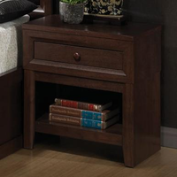 Coaster Furniture 202312 - Remington Night Stand (Cappuccino)