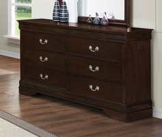 Coaster Furniture - 202413 - DRESSER (CAPPUCCINO)