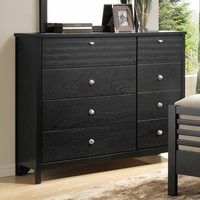 Coaster Furniture - 202723N - DRESSER (BLACK)