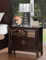 Coaster Furniture - 203092 - NIGHT STAND (MERLOT)
