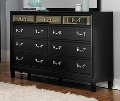 Coaster Furniture - 203123 - DRESSER (BLACK)