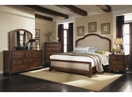 Coaster Furniture - 203261Q - QUEEN BED (RUSTIC BROWN)