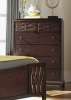 Coaster Furniture - 203305 - CHEST (RICH BROWN)