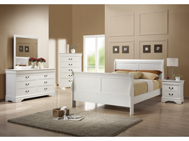 Coaster Furniture - 204695 - CHEST (WHITE)