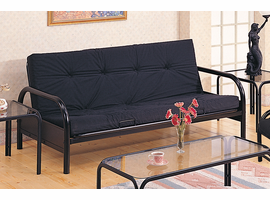 Coaster Furniture 2334 - Futon Frame (Black)