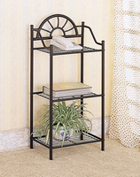 Coaster Furniture 2429 - Telephone Stand (Black)
