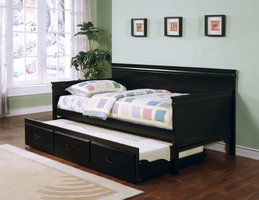 Coaster Furniture 300036BLK - Daybed (Black)