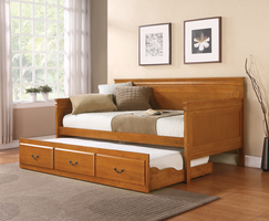Coaster Furniture 300036OAK - Daybed (Oak)
