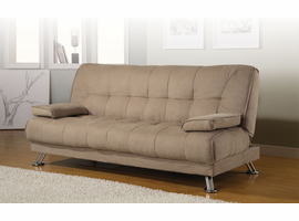 Coaster Furniture 300147 - Sofa Bed (Tan)