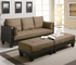 Coaster Furniture 300160 - Sofa Bed (Brown)